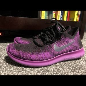 Like new Nike RN Flyknit